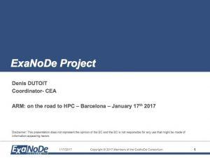 ExaNoDe_Presentation_ARM_On_the_road_to_HPC.pdf