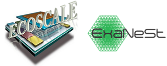 Collaborations with ECOSCALE and ExaNeSt